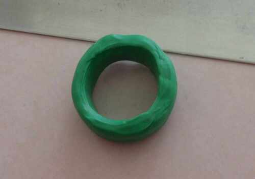 Bubble Ring Fantastic Fimotic Alles Aus Fimo