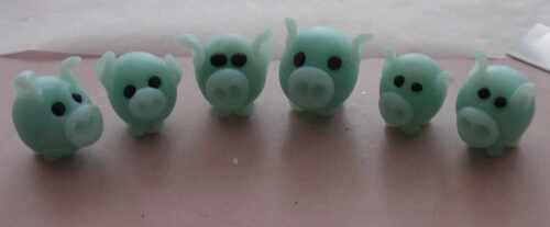 Söili, Güsi, Güseni, Cochon, Porky oder Schweinchen - egal wie Du sie nennst, süss sind sie alleweil! Eine kleine Fimoanleitung Schritt für Schritt zur Sau